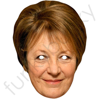 Delia Smith Chef Mask