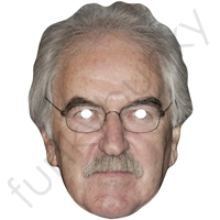 Des Lynam Football Mask