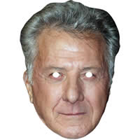 Dustin Hoffman Actor Mask*