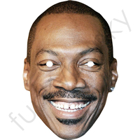 Eddie Murphy Celebrity Actor Mask