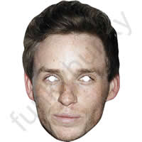 Eddie Redmayne Celebrity Mask