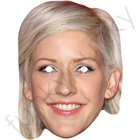 Ellie Goulding Mask