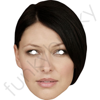 Emma Willis Celebrity Mask