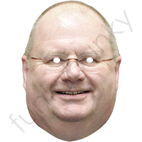 Eric Pickles Politician Mask