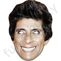 Fatima Whitbread Athlete Mask