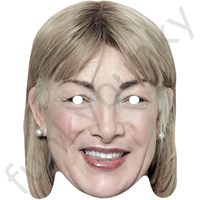Frank Kelly Maloney After Mask