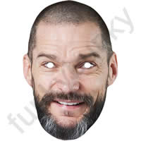 Fred Sirieix First Dates Mask