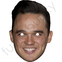Gareth Gates X Factor Singer Mask