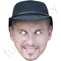 Garth Brooks Mask