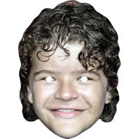 Gaten Matarazzo Stranger Things Actor Mask