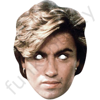 George Michael 1980 Style Mask