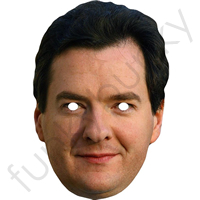 George Osborne Mask