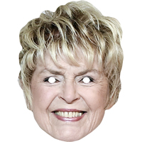 Gloria Huniford Mask