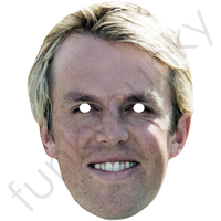 Graeme Swann England Cricket Mask