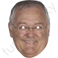 Harold Bishop - Ian Smith Celebrity Neighbours Mask