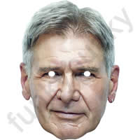 Harrison Ford Mask
