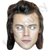 Harry Styles New 2016 One Direction Mask
