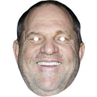 Harvey Weinstein Version 2 Producer Mask