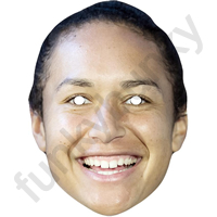 Heather Watson Tennis Mask