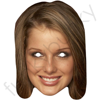 Helen Flanagan Mask