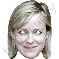 Hermione Norris Mask