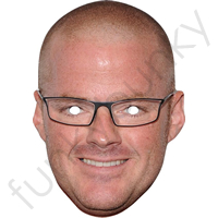 Heston Blumenthal Chef Mask