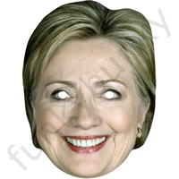 Hillary Clinton Politician Mask