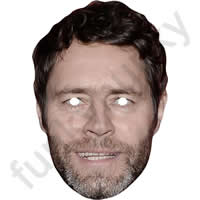 Howard Donald Take That singer Mask