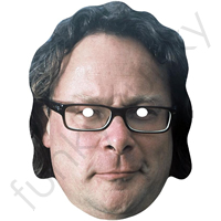 Hugh Fearnley-Whittingstall Chef Mask