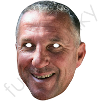 Ian Botham - Beefy - Cricket Mask