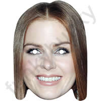 Isla Fisher Mask