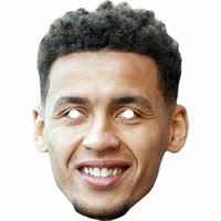 James Tavernier Footballer Mask