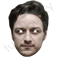 James McAvoy Mask