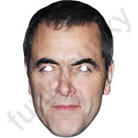 James Nesbitt Mask