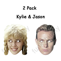Jason Donovan Retro 1980s Mask