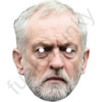Jeremy Corbyn Version 3 Politician Mask