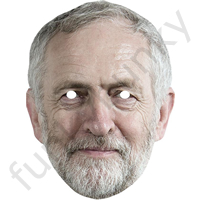 Jeremy Corbyn Politician Mask