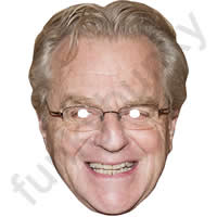 Jerry Springer Mask