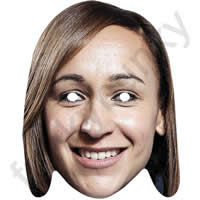 Jessica Ennis Athlete Mask