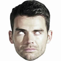 Jimmy James Anderson Cricket Mask