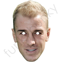 Joe Hart Football Mask