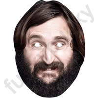 Joe Wilkinson Comedian Mask