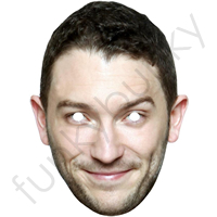 Jon Richardson Mask
