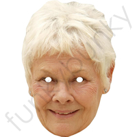 Judy Dench Mask