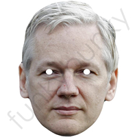 Julian Assange Mask