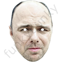 Karl Pilkington Mask