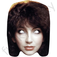 Kate Bush Mask 1980s Style