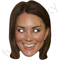 Kate Middleton New 2012 Royal Mask