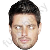 Keith Duffy Mask