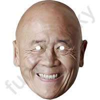 Ken Hom Chef Mask